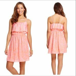 Lilly Pulitzer For Target Giraffe Print Dress